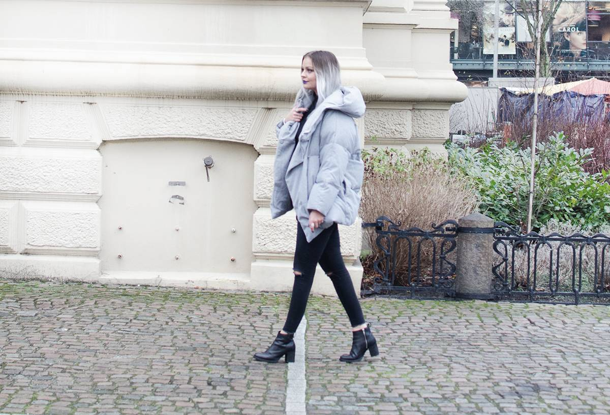 Mango Oversized Coat